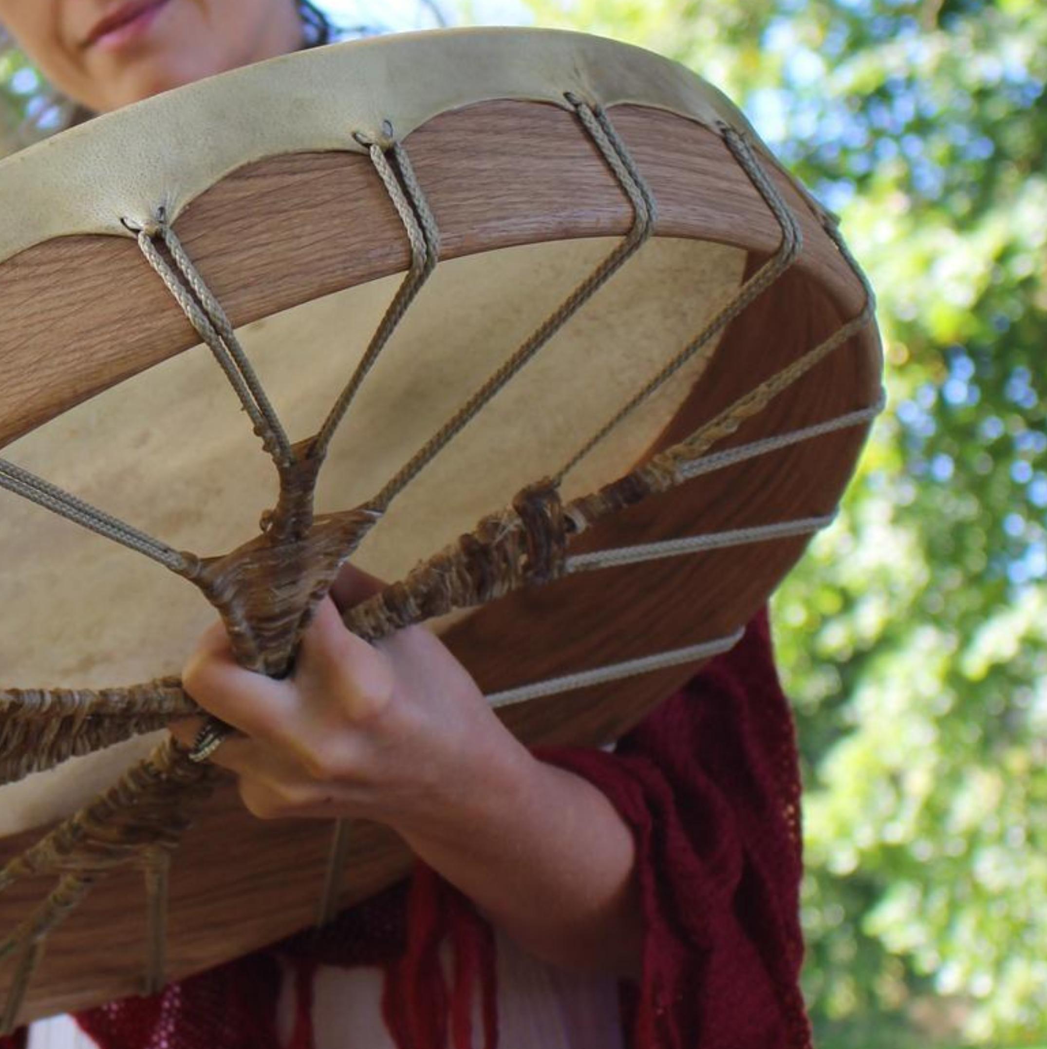 Naissance de son tambour