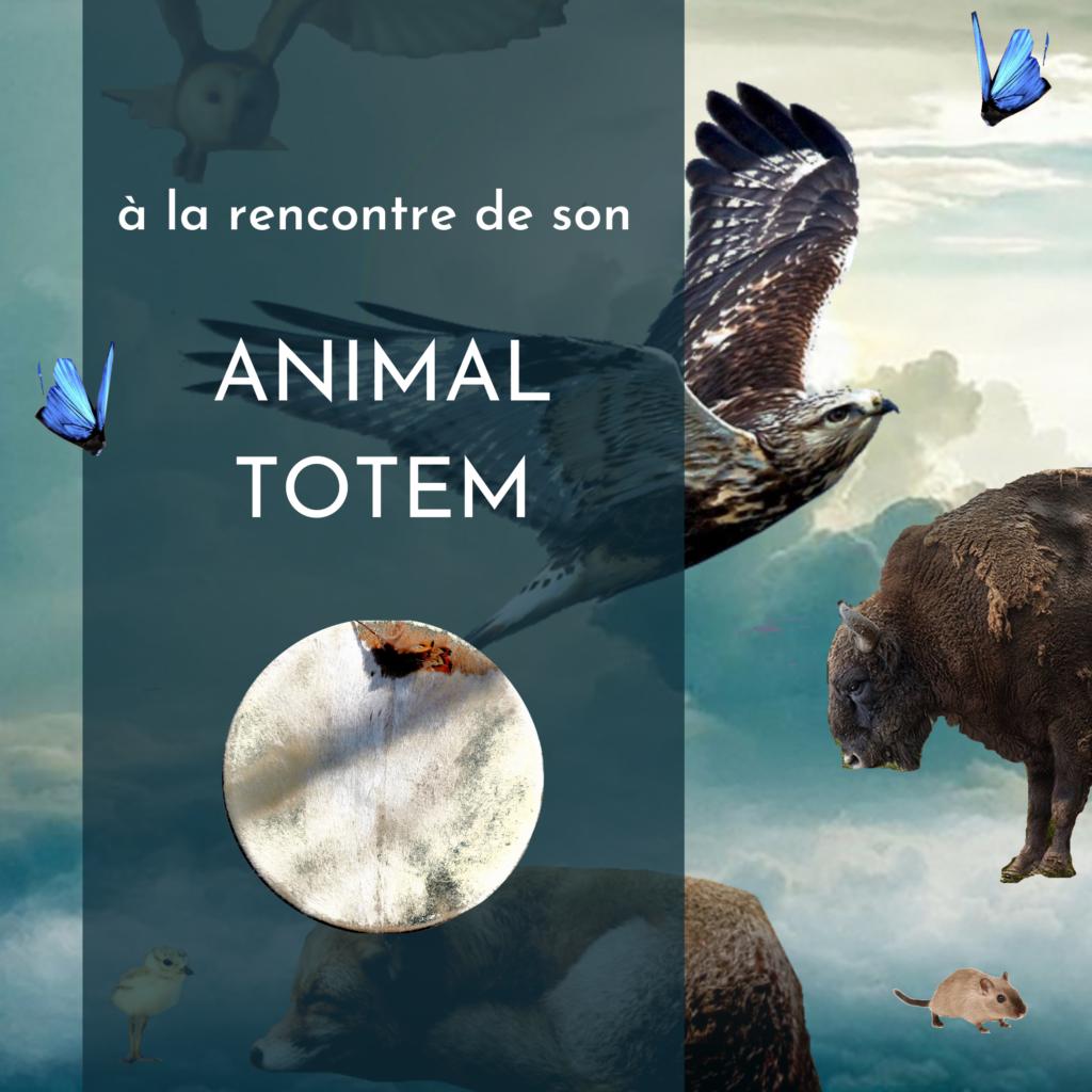Stage Animal Totem