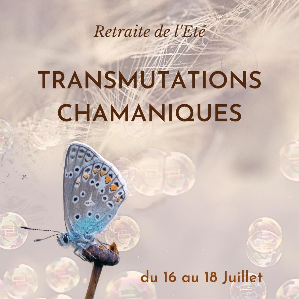 Transmutations Chamaniques